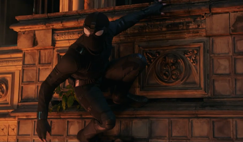 Spider-Man Far From Home Stealth Suit