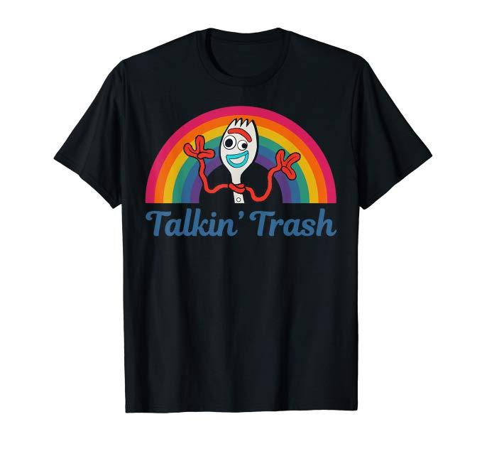 Talkin Trash Forky Tee