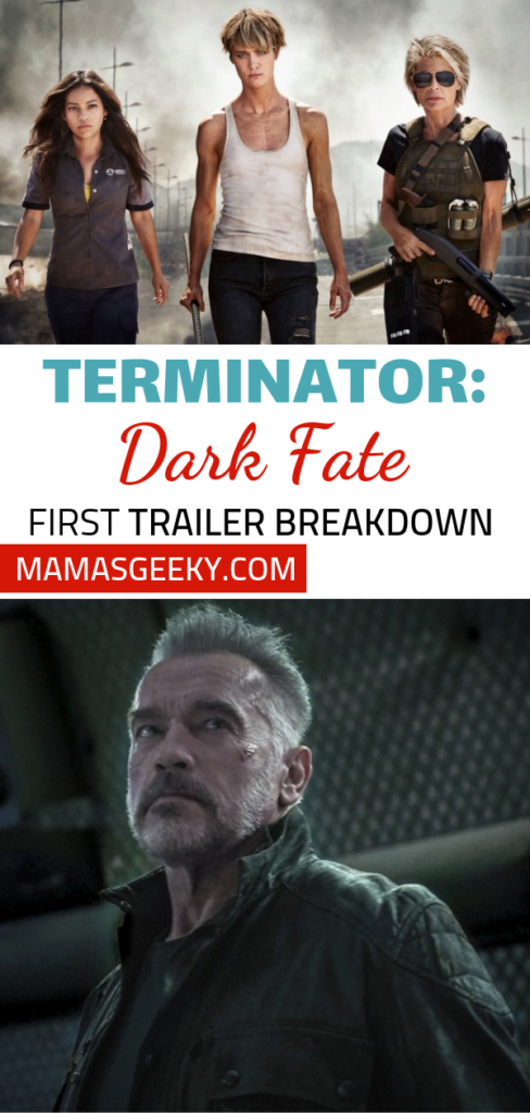 Terminator Dark Fate Trailer Breakdown