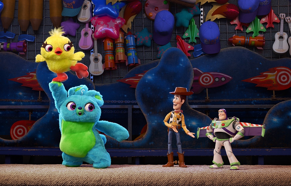 TOY STORY 4 ducky bunny