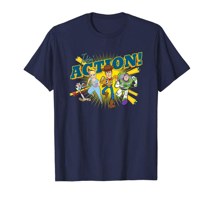 Toy Story 4 Tee