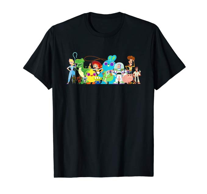 Toy Story 4 Whole Gang Tee