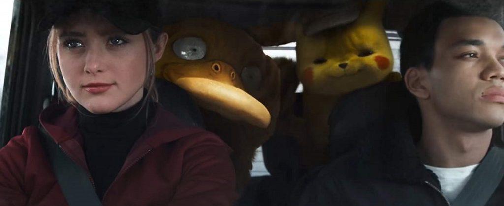detecitve pikachu