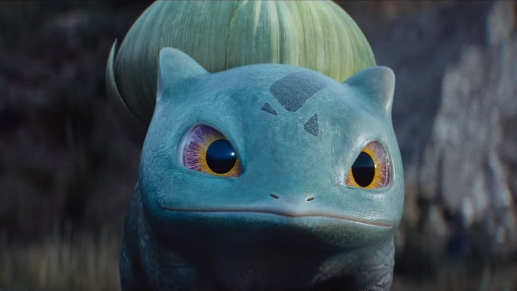 detecitve pikachu bulbasaur