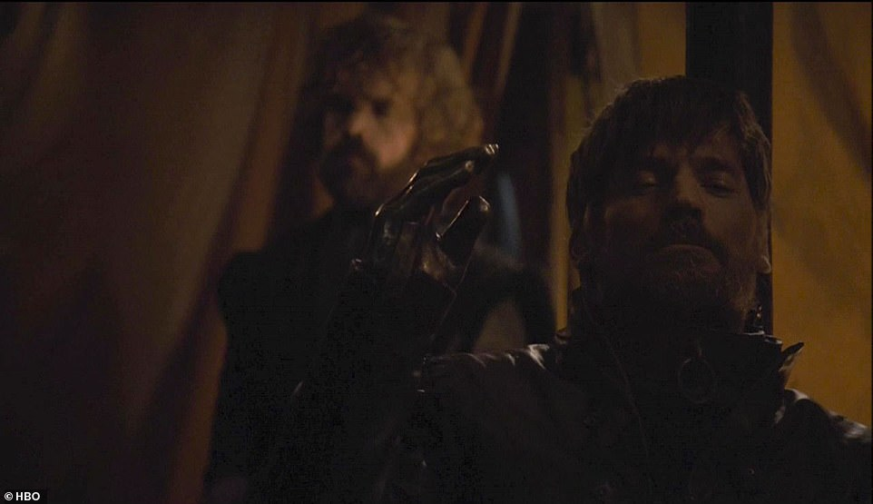 game of thrones tyrion and jaime