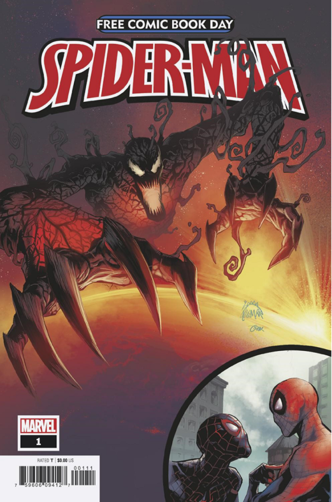 spider-man free comic book day
