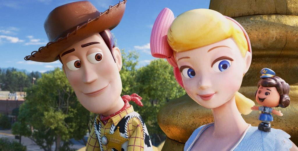 Giggle McDimples toy story 4