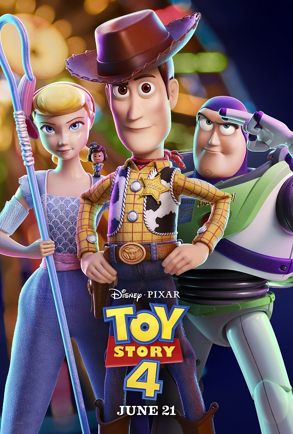 toy story 4 final poster