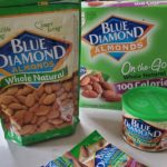 Blue Diamond Whole Natural Almonds Are the Perfect On-the-Go Summer Snack!