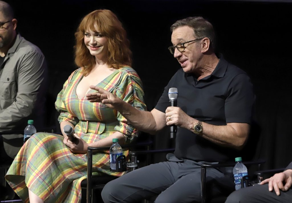 Christina Hendricks Tim Allen Toy Story 4