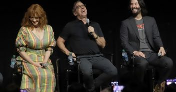 Christina Hendricks, Tim Allen, Keanu Reeves Toy Story 4 interview