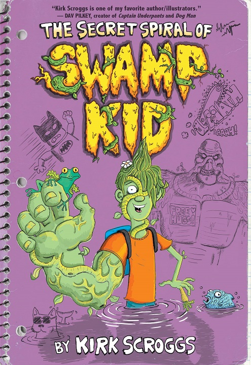 DC Zoom Secret Spiral of Swamp Kid