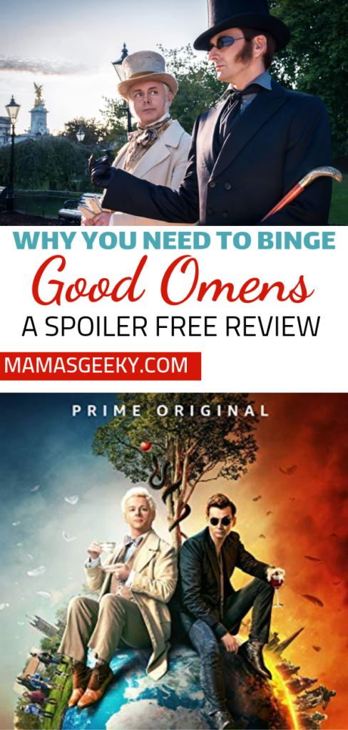 Good Omens spoiler free review