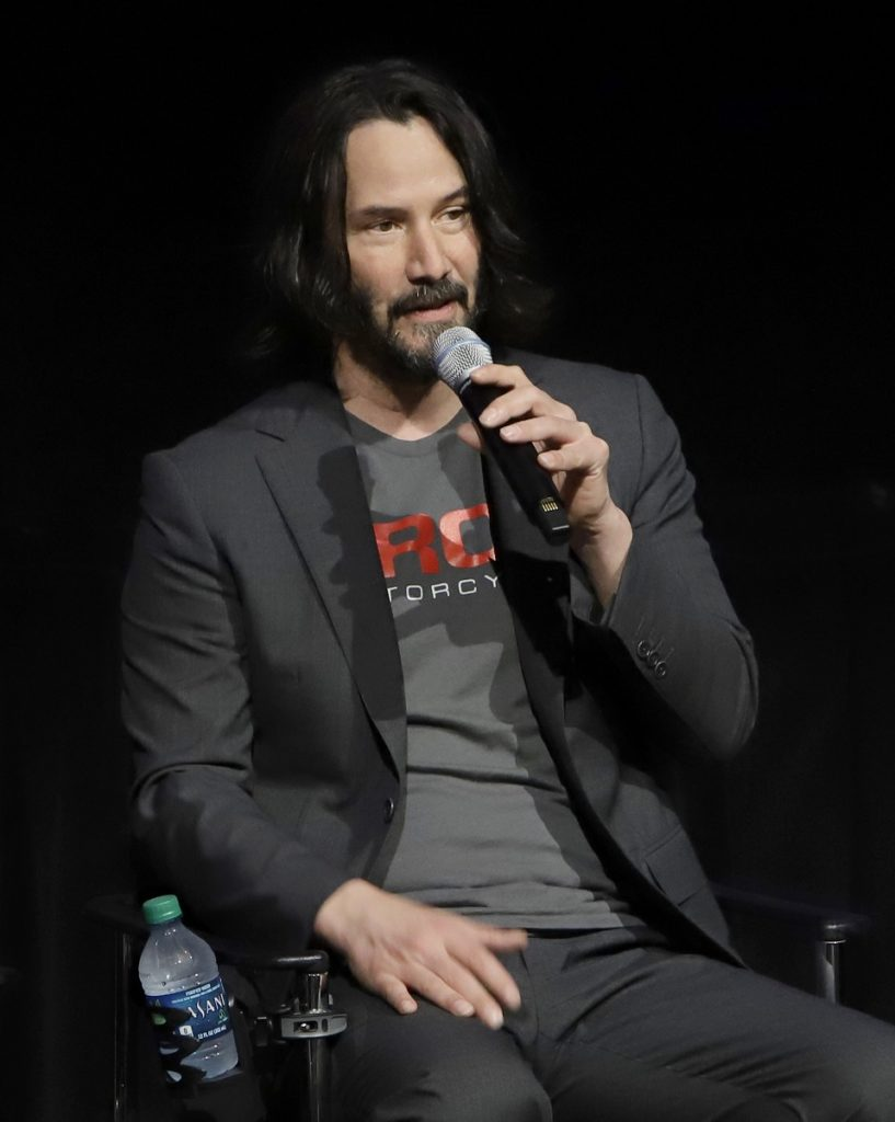 Toy Story 4 Keanu Reeves