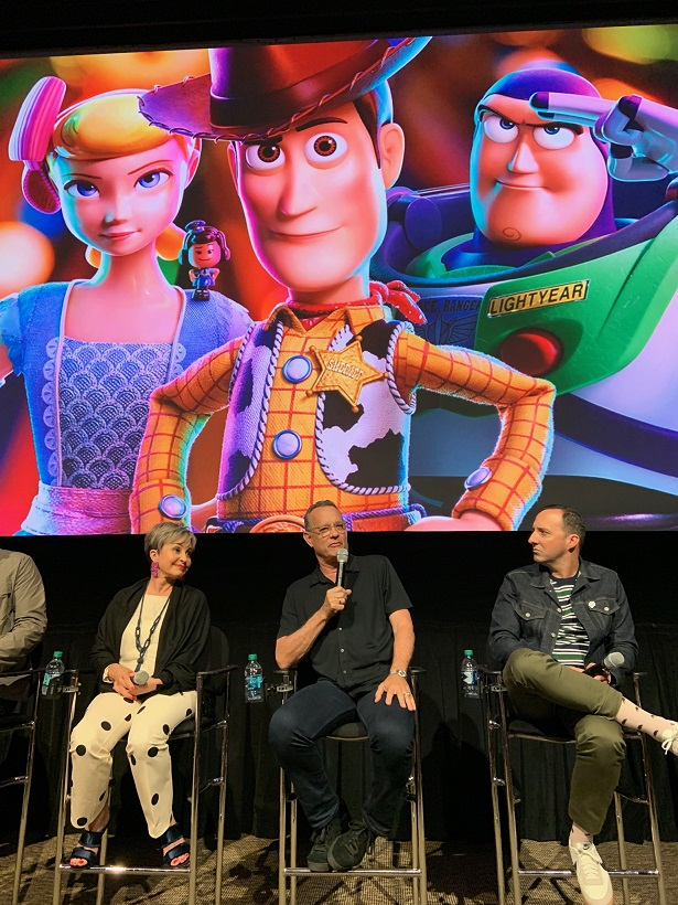Tom Hanks Toy Story 4 Interview
