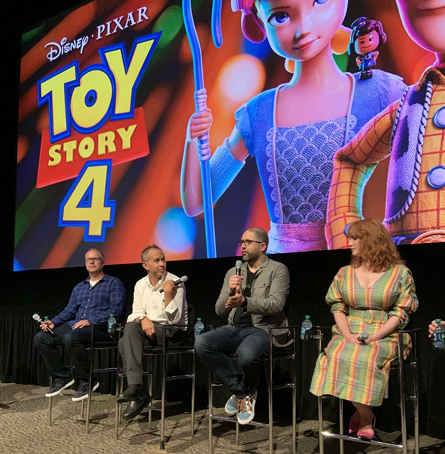 Toy Story 4 interview Director Josh Cooley