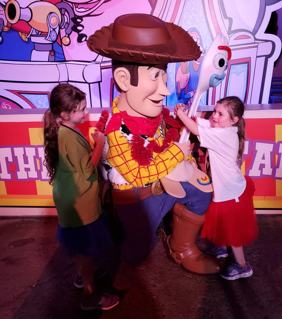 Toy Story Land Forky Meet and Greet
