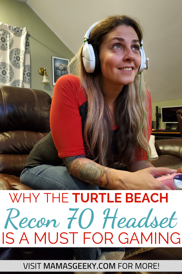 Turtle Beach Recon 70 gaming must have