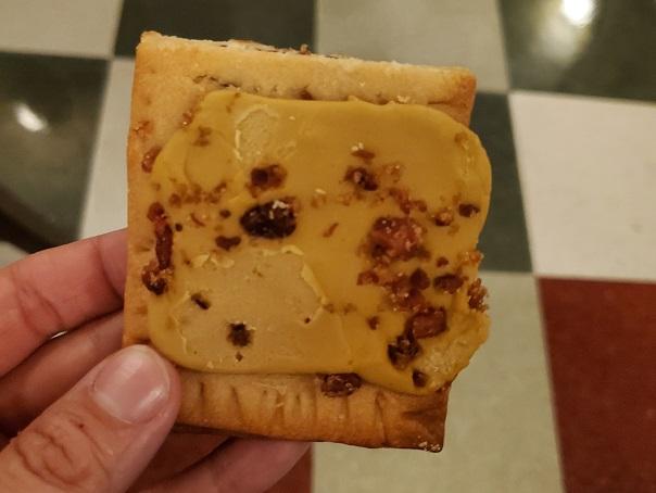 Woody's Lunch Box Chocolate Hazelnut Tart Toy Story