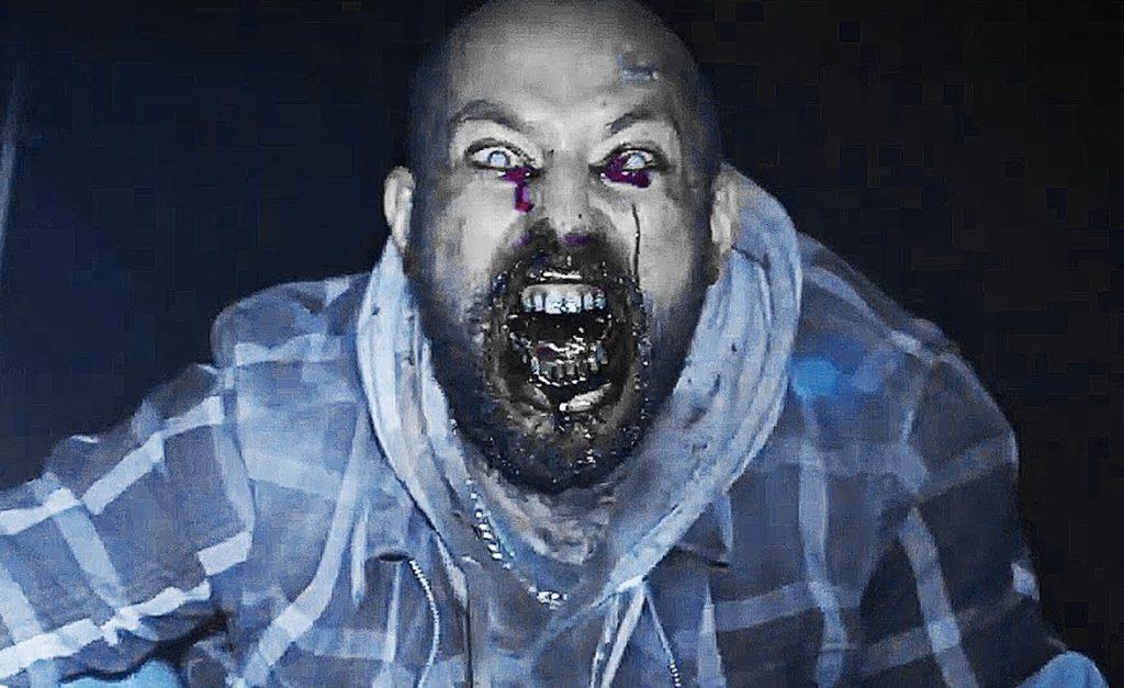 black summer zombie