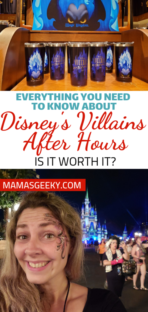 disney villains after hours - is it worth it