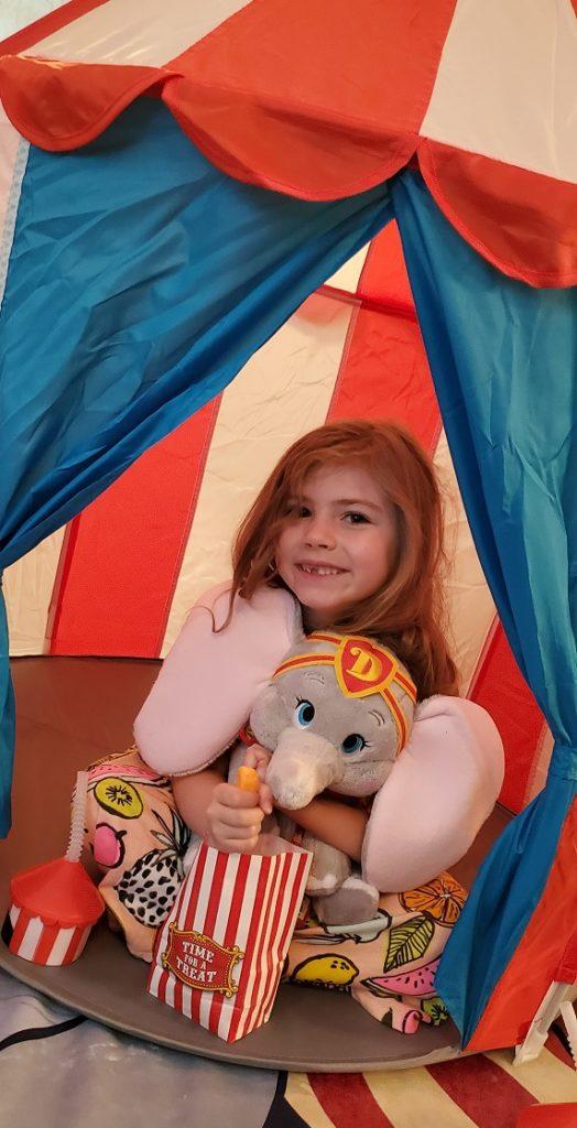 dumbo circus tent