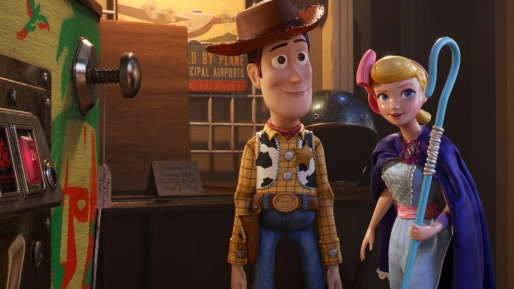 Toy Story 4 Woody and Bo