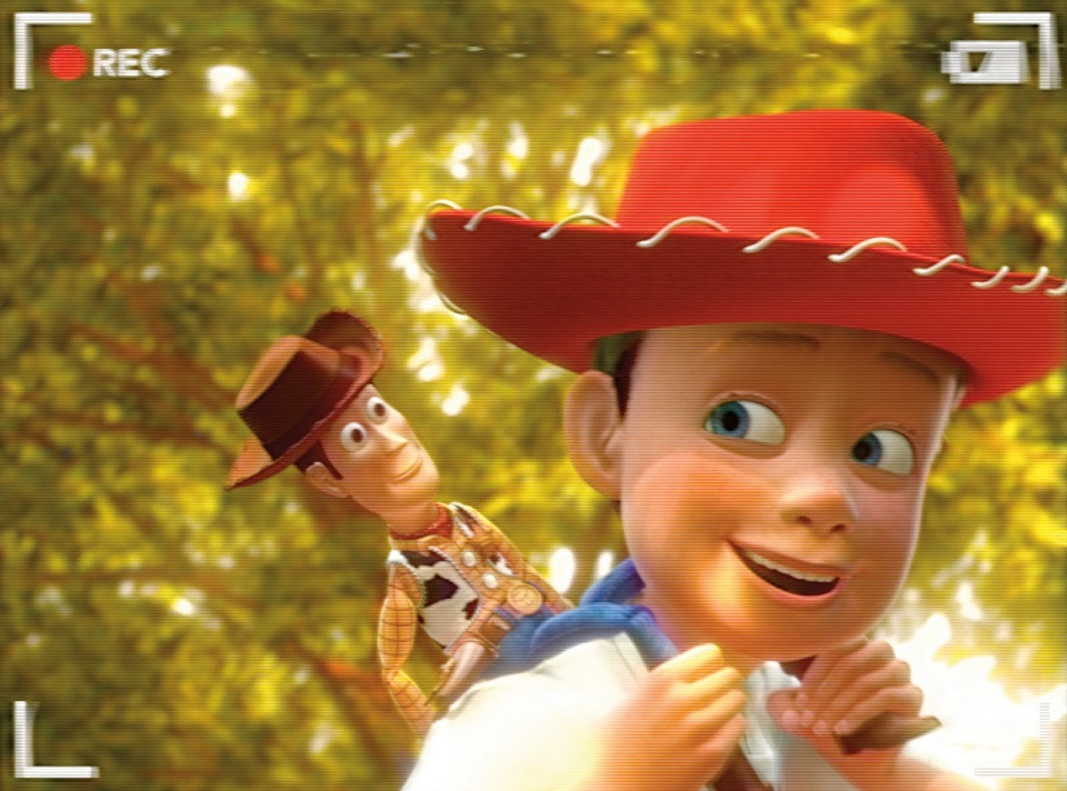 toy story 3 andy and woody