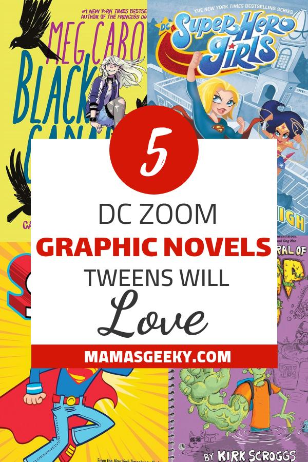 DC Zoom Comics