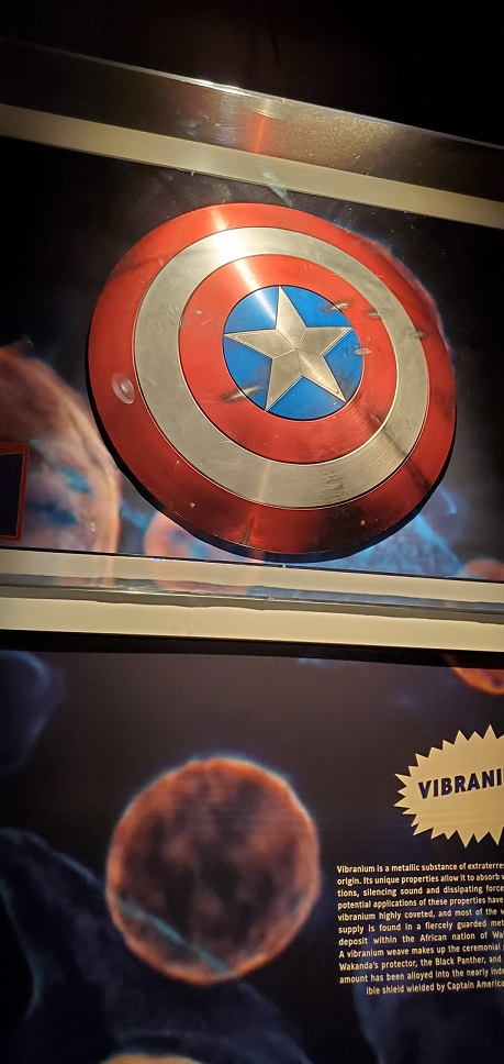 Marvel Exhibit Tour