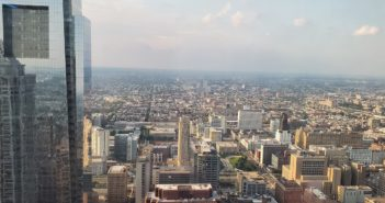 Philly View From The Top