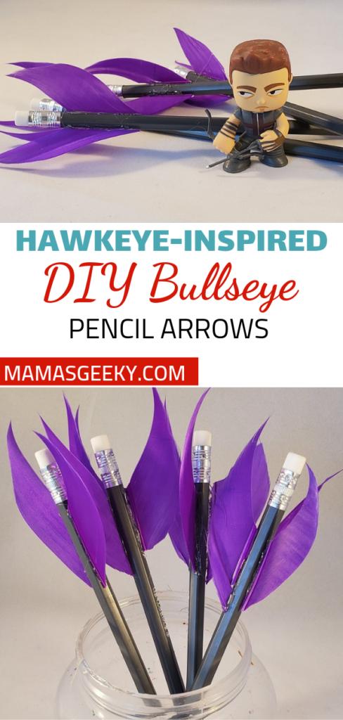 hawkeye diy arrow craft