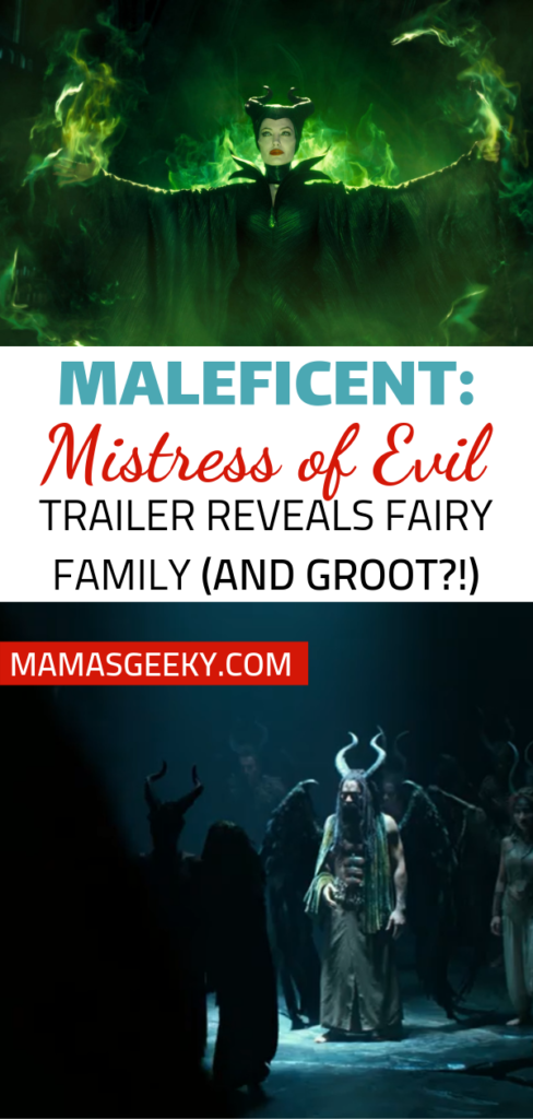 maleficent 2 mistress of evil trailer
