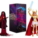 She-Ra vs. Shadow Weaver San Diego Comic Con EXCLUSIVE From Mattel!