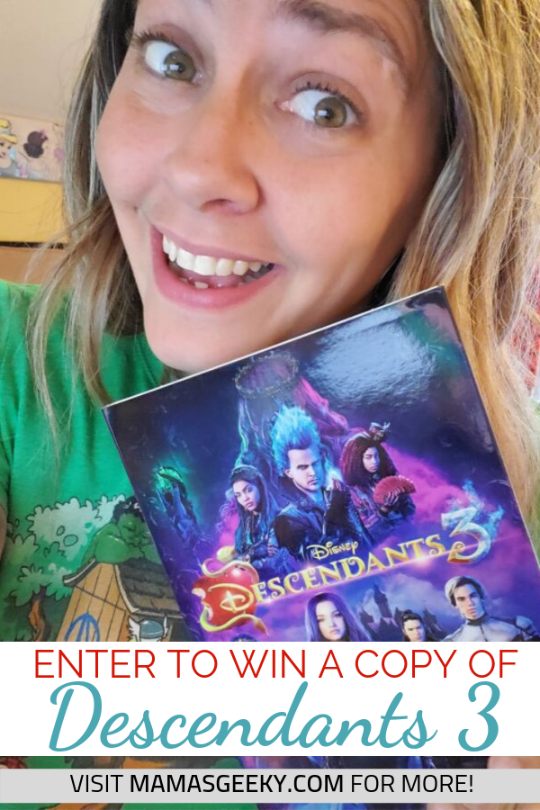 Descendants 3 giveaway