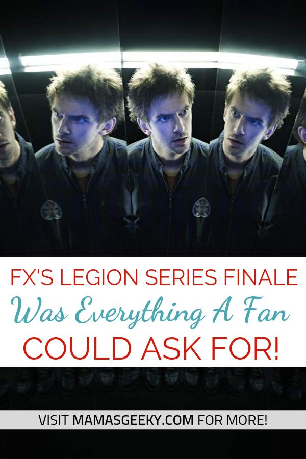 Legion Series Finale Review