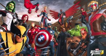 Marvel Ultimate Alliance 3 playable characters