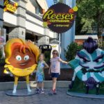 Hersheypark's New Ride: Reese's Cupfusion Review