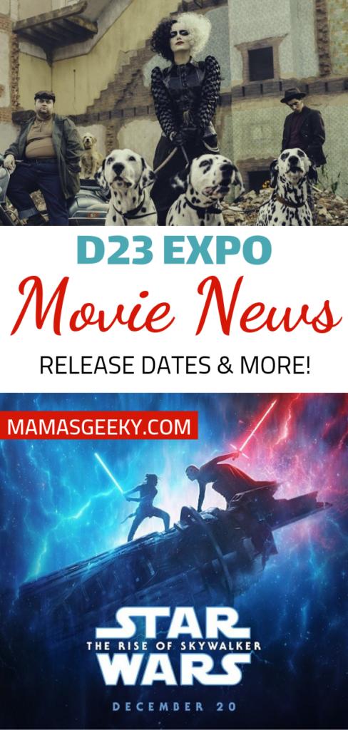 d23 expo movie news
