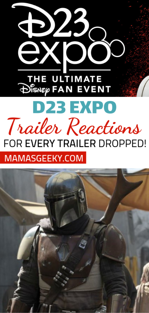 d23 trailer reactions