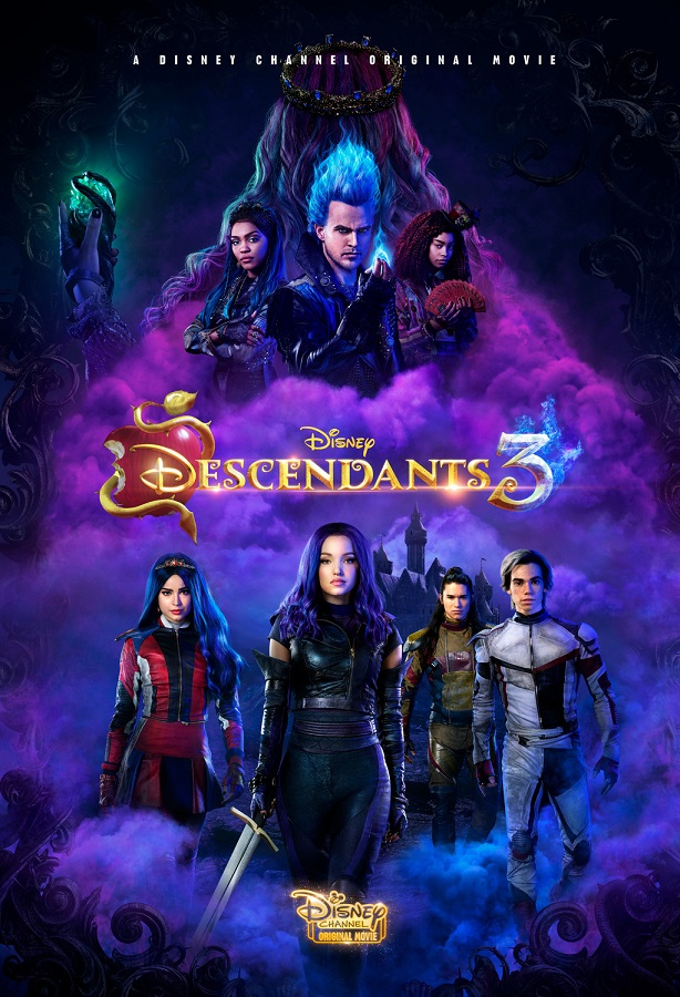 Descendants 3 Poster