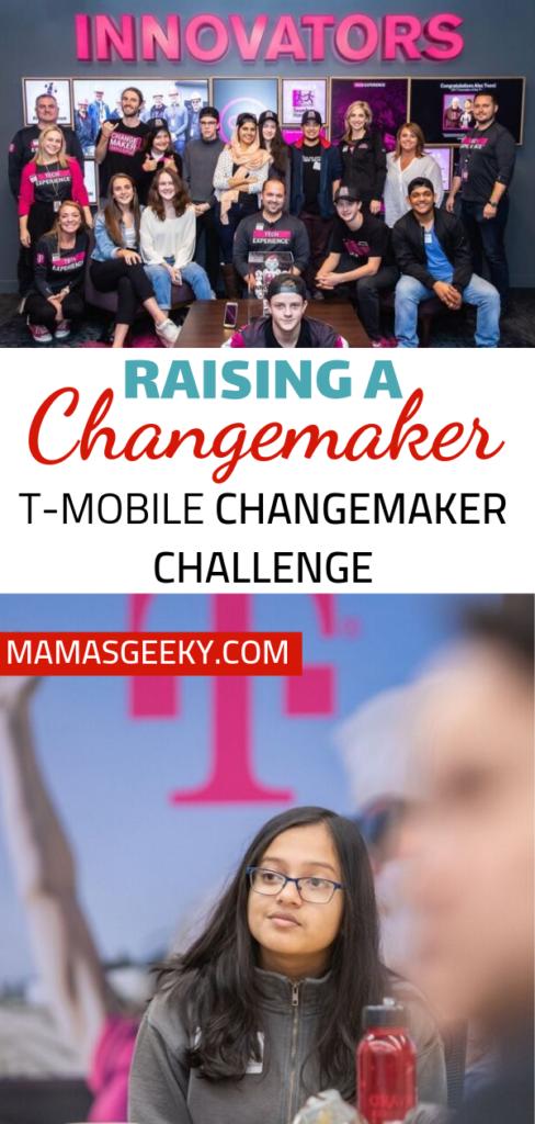 t-mobile changemaker challenge