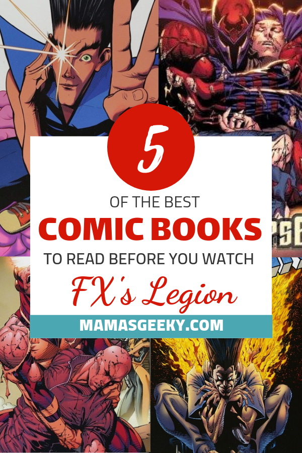 5 Legion comics to read