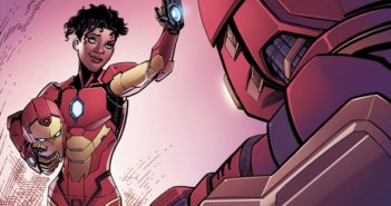 Iron Man Riri Williams