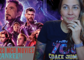 All 23 Marvel Cinematic Universe (MCU) Movies Ranked!