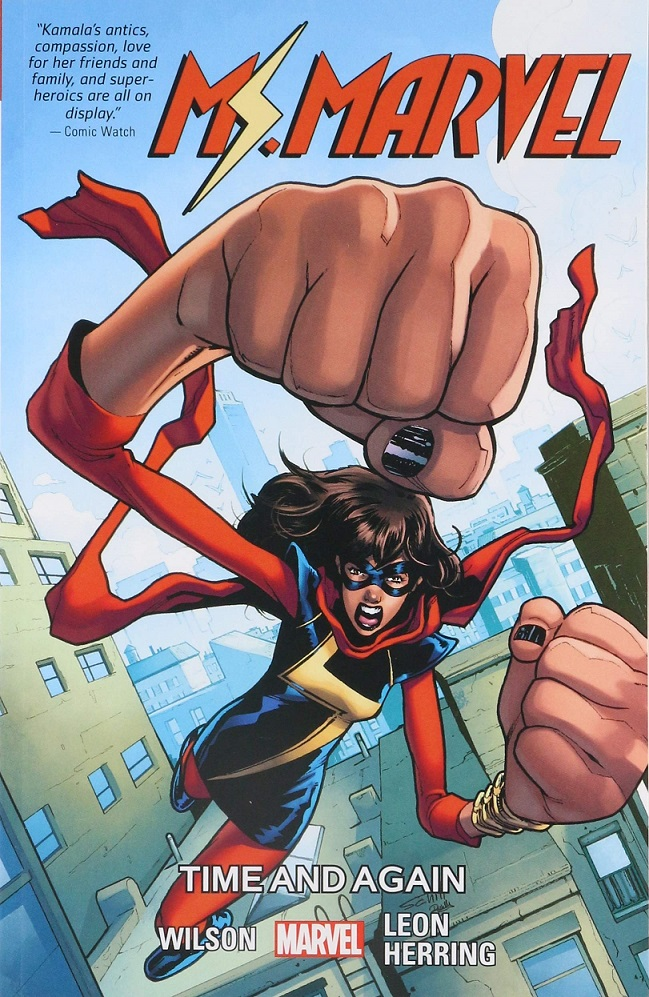 Ms. Marvel Vol. 10 Time and Again