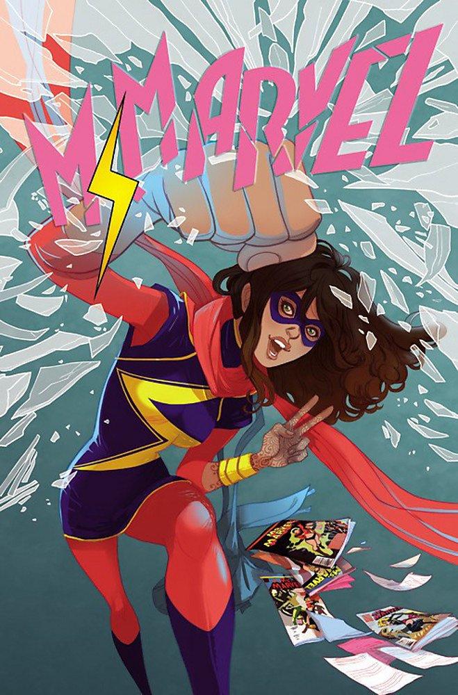 Ms. Marvel Vol. 3 Crushed