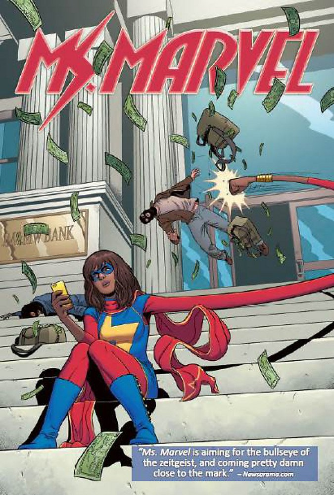 Ms. Marvel Volume 2 Generation Why