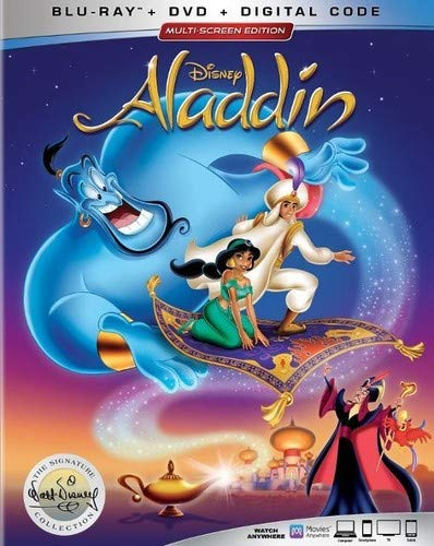 Animated Aladdin Signature Collection