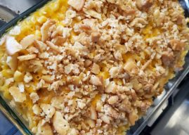 Super Easy Baked Mac and Cheese Recipe